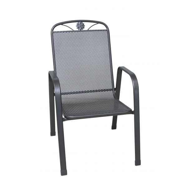 FAUTEUIL EMPILABLE LUGO