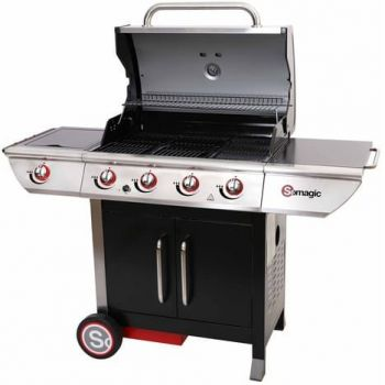 Barbecue gaz Manhattan 450...