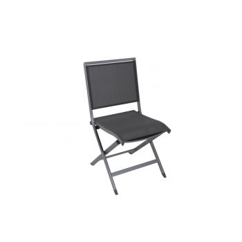 Lot de 6 chaises pliantes Ara