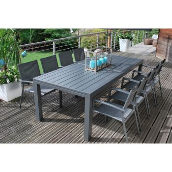Table allongeable Canberro