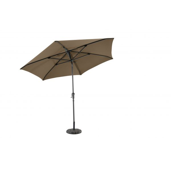 Parasol inclinable 300 cm