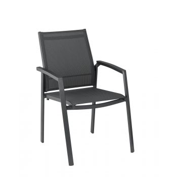 Fauteuil empilable Lille comfort